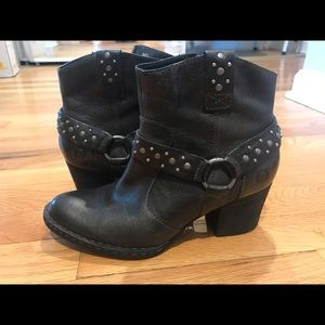 Born Women's Ankle Booties